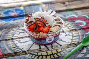 Playa Bowls Rye - Nutella Bowl - Acai_00392