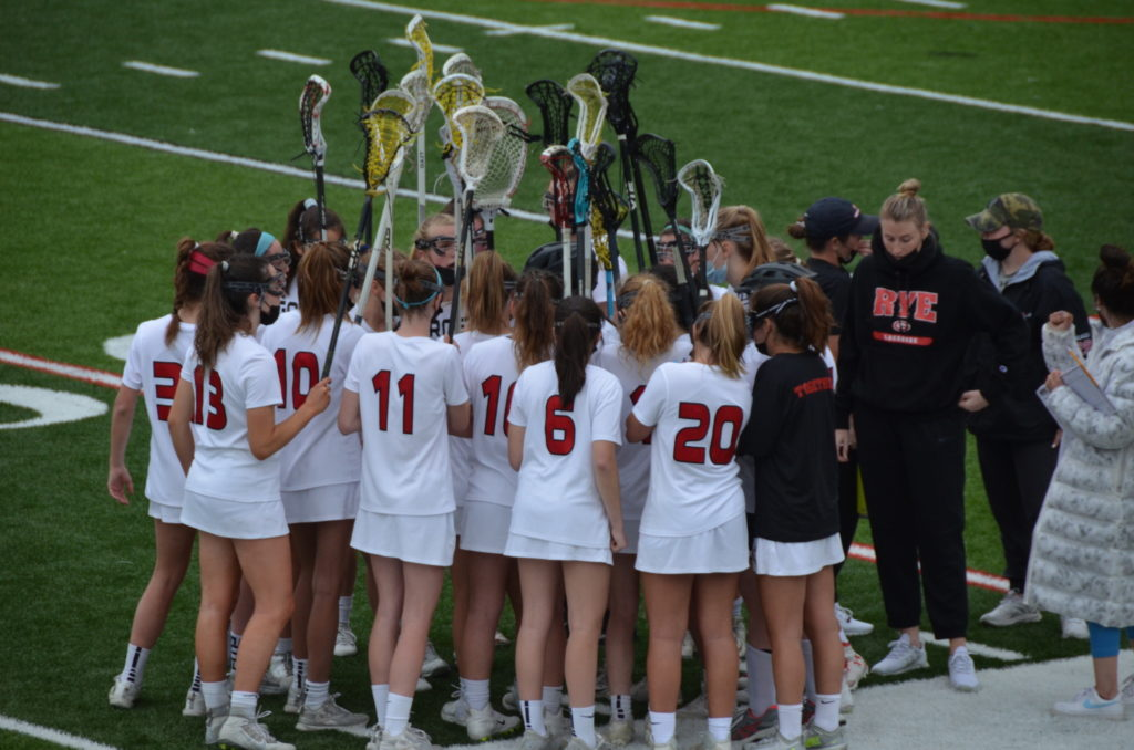 Rye Girls Varsity Lacrosse  vs. Somers May 3, 2021 -1