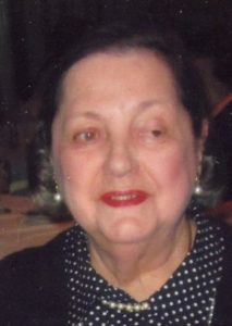 Obituary - Sigrid Rebhan