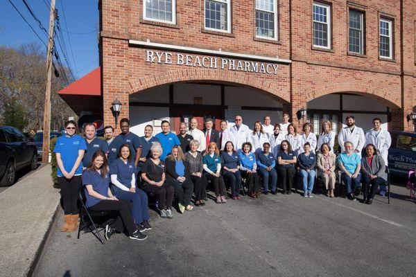 Rye Beach Pharmacy staff 2016