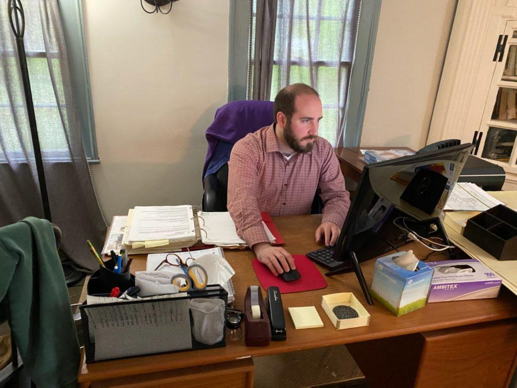 Where I Work - 07-2021 Jake Griffith-Rosenberger