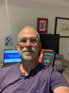 Where I Work 2021 - 07 - David Hessekiel