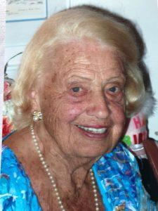 Obituary - Doris Hughes Reade