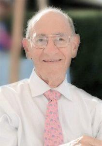 Obituary - Gerald Eisner