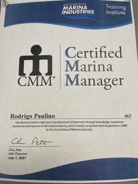 Where I Work-08-2021-Rodrigo Paulino certificate