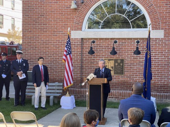 20th anniversary 9-11 - 11 - State Assemblyman Steve Otis IMG_2036