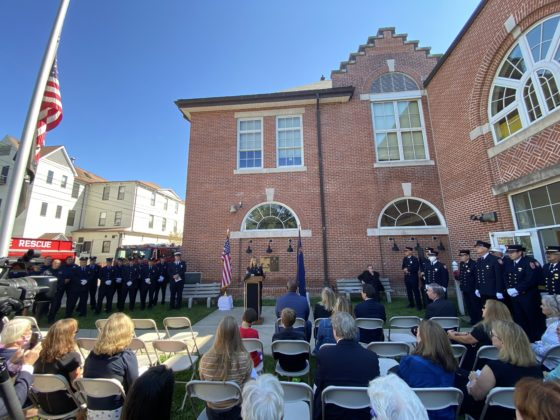 20th anniversary 9-11 - 4 - Rye FD Chaplain Andrea Raynor IMG_2021
