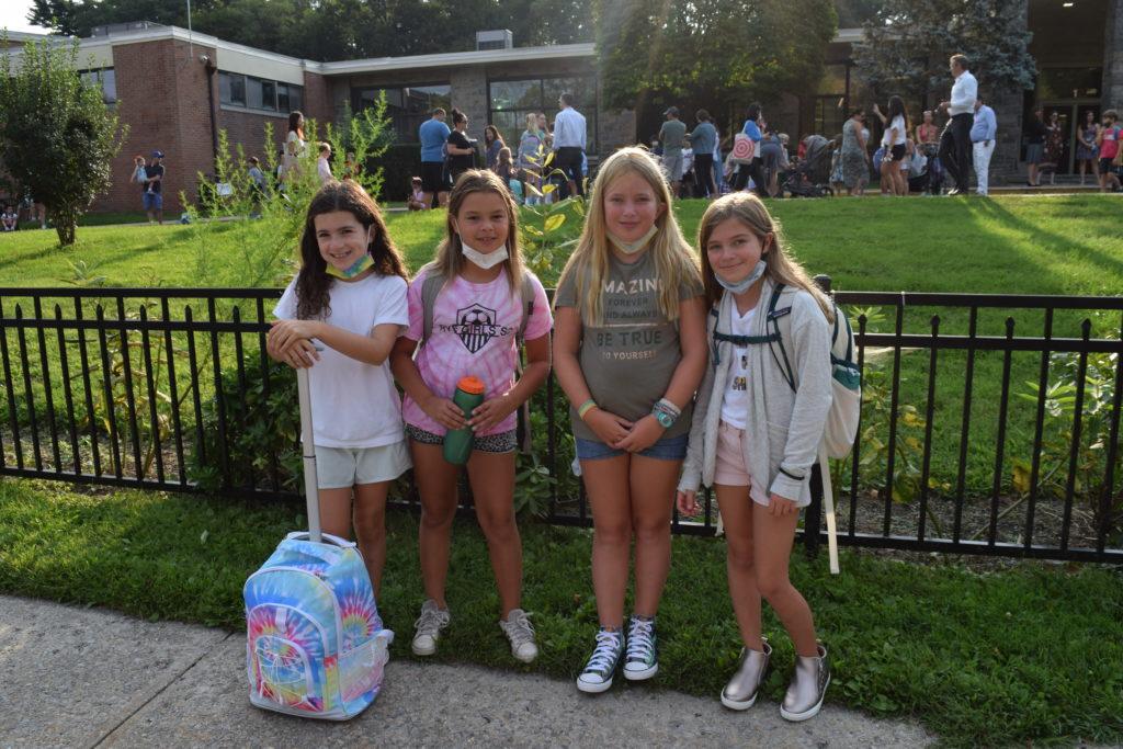 4 Girls at Midland