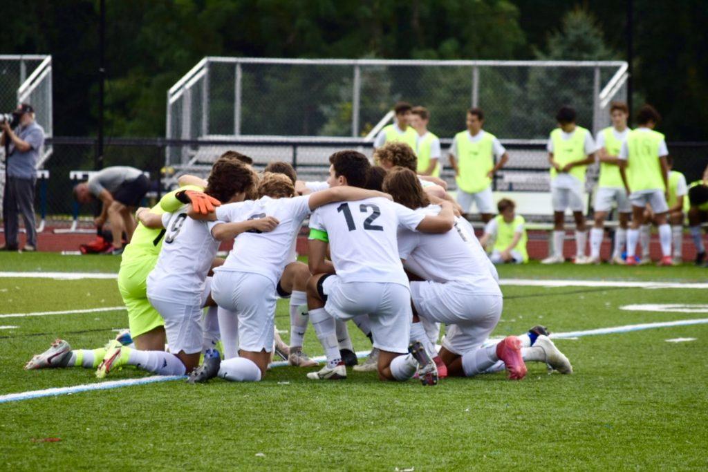 Rye Boys Varsity Soccer vs. Yonkers 2021-09-18