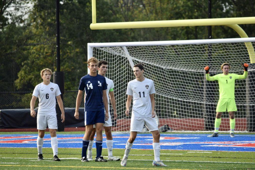 Rye Varsity Boys Soccer vs. Horace Greeley 2021-09-17