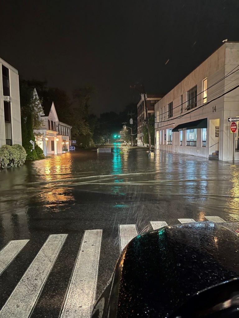 Ida Flooding Rye, NY - 3 Ida-9