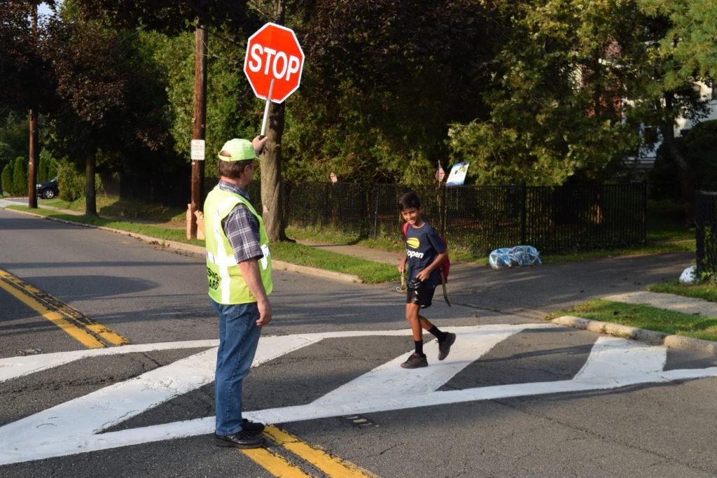 Midland Crossing Guard