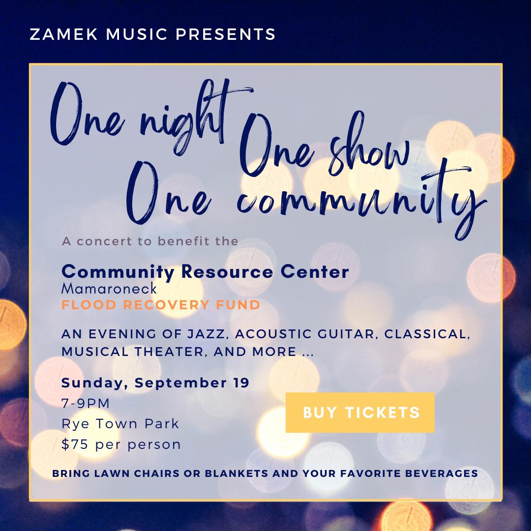 One Night One Show One Community
