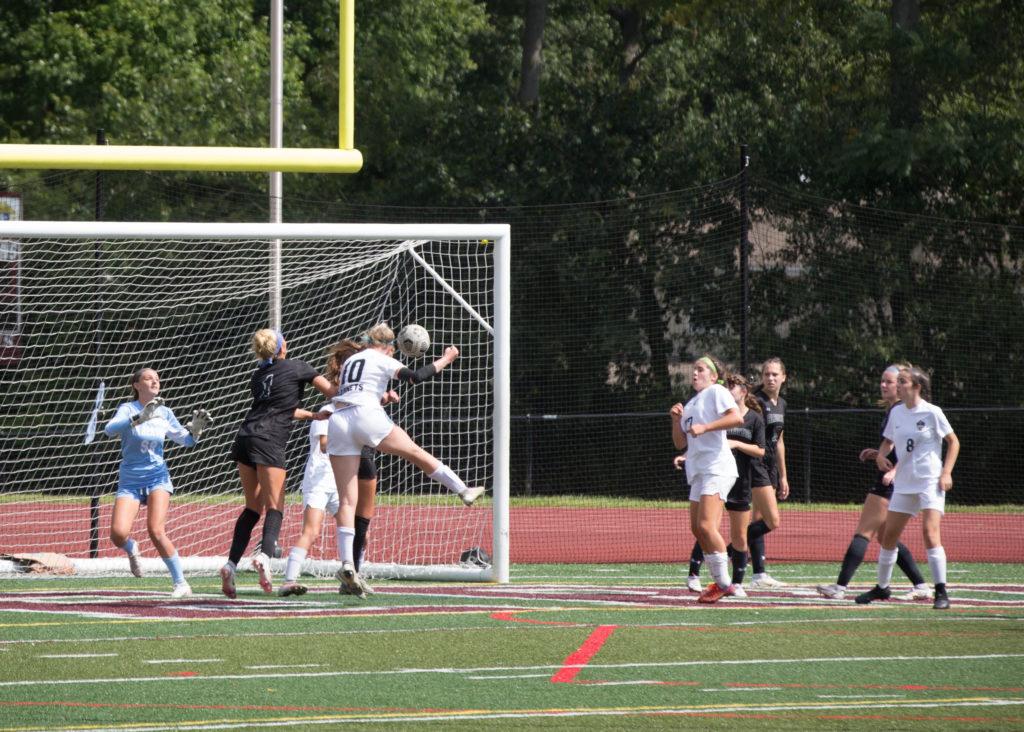 Rye Girls Soccer vs. Albertus Magnus 2021-09-11
