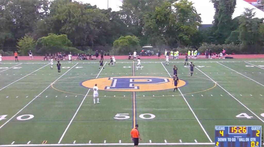 Rye Boys Varsity Soccer @ Pelham 2021-10-08