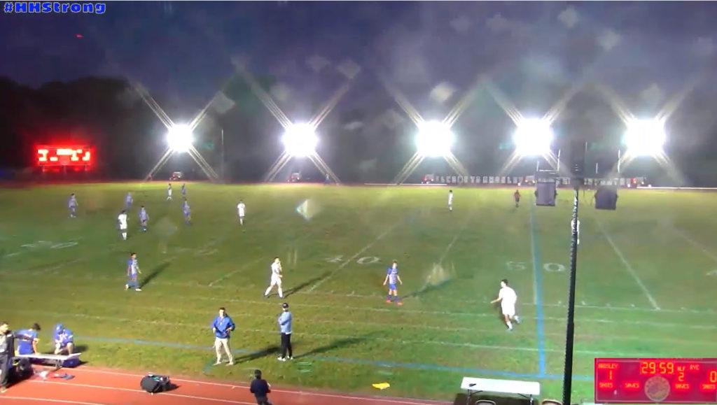 Rye Boys Varsity Soccer at Ardsley 2021-10-12