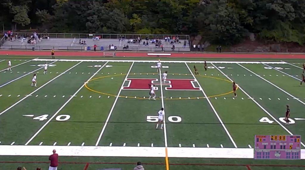 Rye Girls Varsity Soccer vs. Harrison 2021-10-09